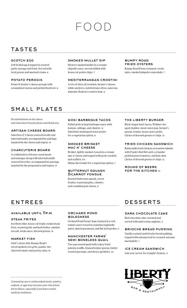 Liberty_Food_Menu 2-15